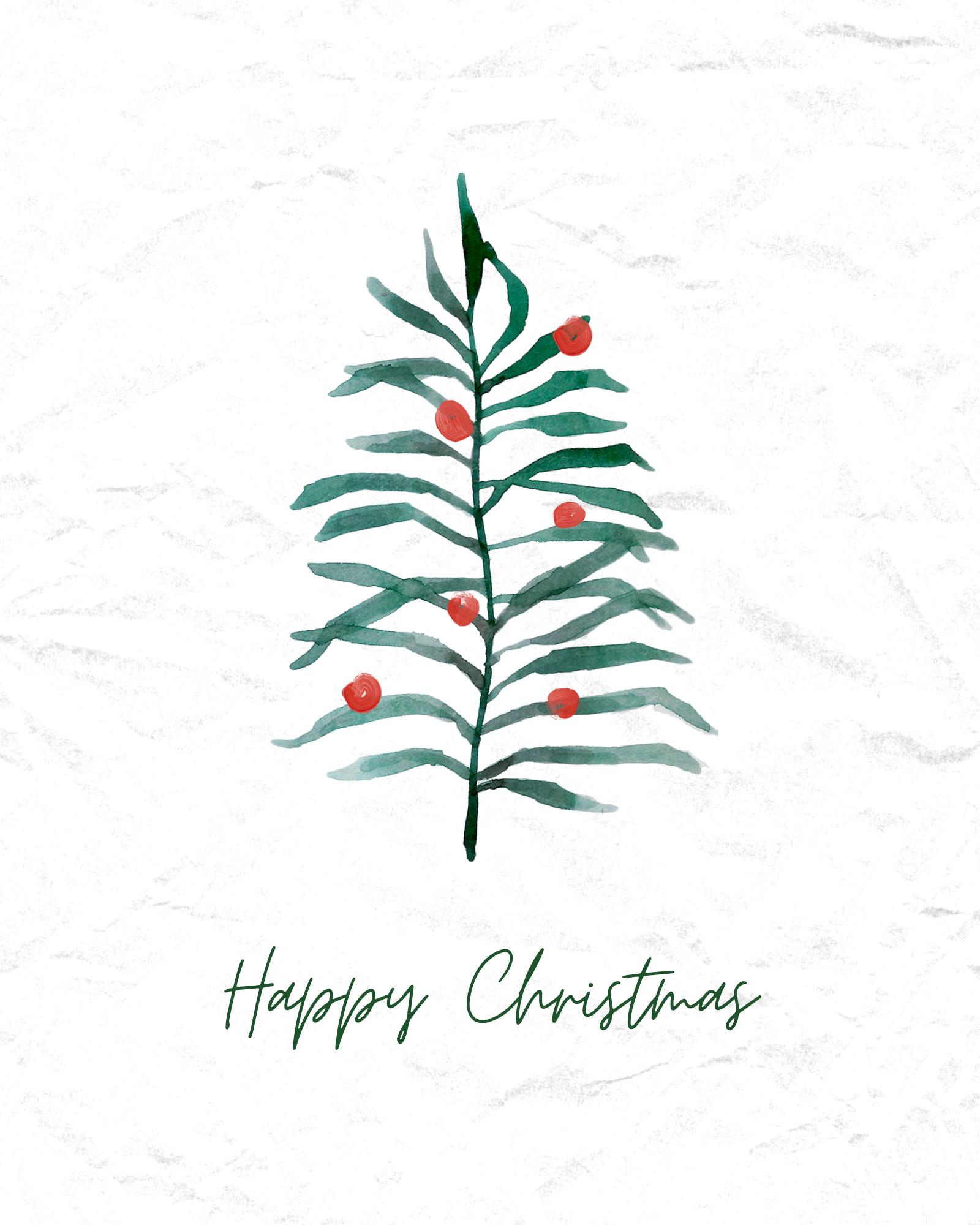 Merry Christmas post
